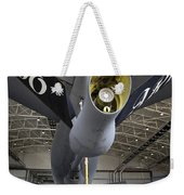 Airman Hand-washes The Centerline Weekender Tote Bag
