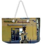 Aix En Provence Fountain Weekender Tote Bag