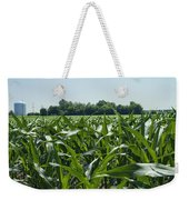 Alabama Field Corn Crop Weekender Tote Bag