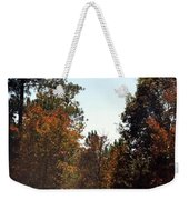 Alabama Mountainside October 2012 Weekender Tote Bag