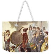 Alabama: Recruitment, 1861 Weekender Tote Bag