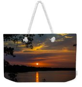 Alabama Sunset Weekender Tote Bag