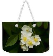 Alabama Wildflower Roses - Rosa Multiflora Weekender Tote Bag