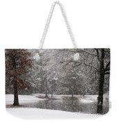 Alabama Winter Wonderland Weekender Tote Bag