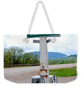 Aladdin Wyoming Weekender Tote Bag by Susanne Van Hulst