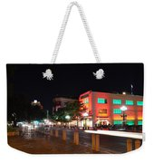 Alamo Plaza Weekender Tote Bag
