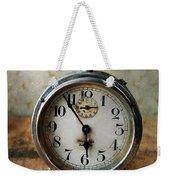 Alarm Clock Weekender Tote Bag