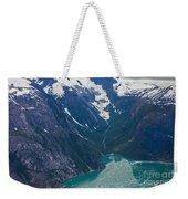 Alaska Coastal Weekender Tote Bag by Mike Reid