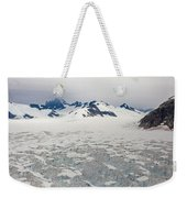 Alaska Frontier Weekender Tote Bag by Mike Reid