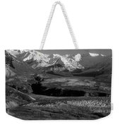Alaska Valley Weekender Tote Bag