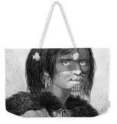 Alaska: Woman, C1784 Weekender Tote Bag