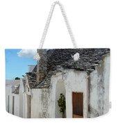 Alberobello Street Scene Weekender Tote Bag