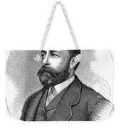 Albert Bierstadt (1830-1902) Weekender Tote Bag