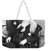 Albert Pike (1809-1891) Weekender Tote Bag
