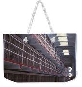 Alcatraz Cell Block Weekender Tote Bag