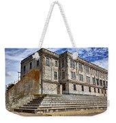 Alcatraz Cellhouse  Weekender Tote Bag