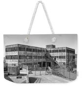 Alcatraz Model Industries Building Weekender Tote Bag