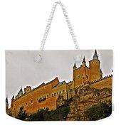 Alcazar De Segovia - Spain Weekender Tote Bag