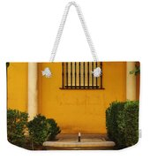 Alcazar Fountain In Spain Weekender Tote Bag