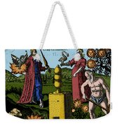 Alchemy Illustration Weekender Tote Bag