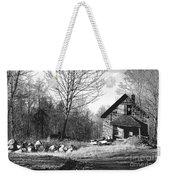 Aldergrove Farmhouse Weekender Tote Bag