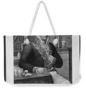 Alessandro Volta, Italian Physicist Weekender Tote Bag by Omikron