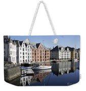 Alesund Norway Weekender Tote Bag