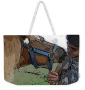 Alex And Cass2011 Weekender Tote Bag