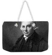 Alexander Monro II, Scottish Anatomist Weekender Tote Bag
