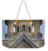 Alexander Nevski Church Weekender Tote Bag