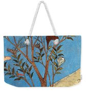Alexander The Great At The Oracular Tree Weekender Tote Bag by Photo Researchers