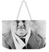 Alexander Woollcott Weekender Tote Bag