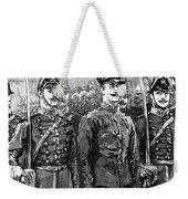 Alfred Dreyfus (1859-1935) Weekender Tote Bag by Granger