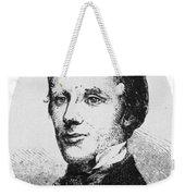 Alfred E. Beach (1826-1896) Weekender Tote Bag