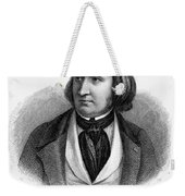 Alfred Victor De Vigny Weekender Tote Bag