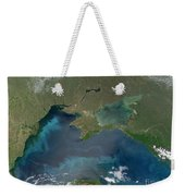 Algal Blooms In The Black Sea Weekender Tote Bag