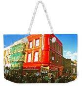 Alice's - London Weekender Tote Bag
