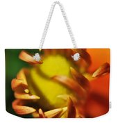 Alien Flower Weekender Tote Bag
