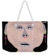 Alien  Lifeform From  Stucco  World  -  One Weekender Tote Bag