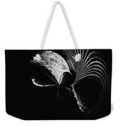Alien Mask Weekender Tote Bag