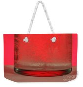 Alka-seltzer Dissolving In Water Weekender Tote Bag by Photo Researchers, Inc.