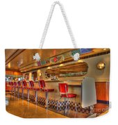 All American Diner 2 Weekender Tote Bag