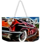 All American Hot Rod Weekender Tote Bag