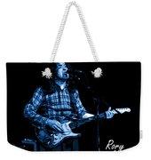 All Around Man Blues Square Weekender Tote Bag