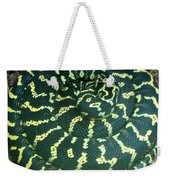 All Coiled Up Weekender Tote Bag