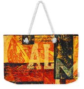 All Is Calm Weekender Tote Bag