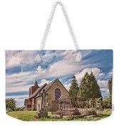 All Saints Tudeley Weekender Tote Bag