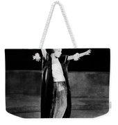 Alla Nazimova (1879-1945) Weekender Tote Bag