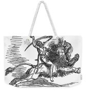 Allegory: July, 1837 Weekender Tote Bag