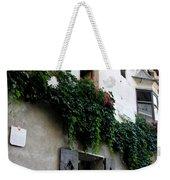 Alley In Bressanone Weekender Tote Bag